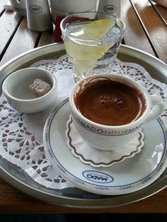 Turkish coffee-Mado-Istanbul