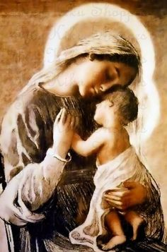 Divine Mother, Mother Mary, Jesus Photo, Images Of Mary, Mama Mary, Holy Mary, Jesus Pictures, Blessed Virgin Mary, Blessed Mother