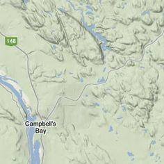 Quebec Interactive Plant Hardiness Zone Map