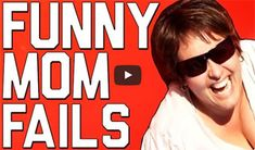 We couldn't leave out moms when it comes to fails. This video shows some of the best mom fails ever caught on camera. Watch the video for endless laughs.