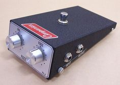 Shin-ei Companion Fuzz - If you've heard it - or played it - YOU KNOW!