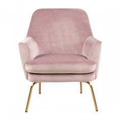 Poltrona in velluto Chisa Cozy Nook, Malm, Beautiful Space, New Room, Accent Chairs, Armchair, Ikea, Furniture, Living Room