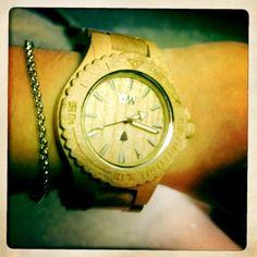 Wooden watch? Best idea ever!
