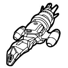 Serenity (Firefly Vessel) | stickerish.com