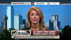 Wendy Davis: Ad Shows Greg Abbott's Hypocrisy Wendy Davis, Greg Abbott, Career, Ads, Youtube, Carrera, Youtubers, Youtube Movies