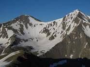 Grey's Peak, Torrey's Peak - my first 14'er. Colorado rocks !