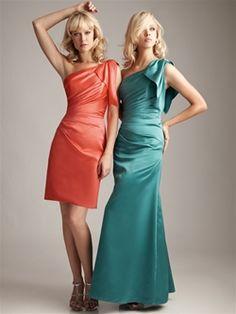 Allure Bridesmaids Dress - Style #1236