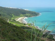 Ahipara Viewpoint - Loved that great place!
