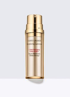 Revitalizing Supreme +, Global Anti-Aging Wake Up Balm - Multi-action balm blends anti-ageing science—including plant stem cell extract, new skin-revitalising technology—with a brightening boost. Improves skin's visiblefirmness, reduces the look of lines.