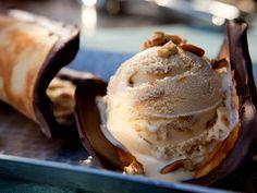 Chocolate Tacos Recipe : Food Network - FoodNetwork.com