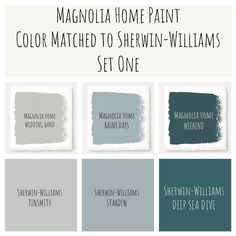 The Magnolia Home Paint Collection From Designer Joanna Gaines And KILZ Is Full Of So Many Classic Colors Youll Have A Hard Time Choosing J