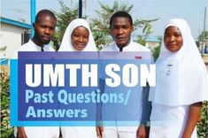 University of Maiduguri Teaching Hospital UMTH School of Nursing Past Questions and Answers for the Upcoming Entrance Exam - Click to start download. Past Questions, This Or That Questions, O Level Results, Examination Board, O Levels, Screen Test, Entrance Exam, Application Form