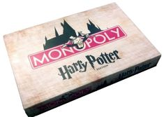 Harry Potter Board Game, Board Games, Gift Ideas, Gifts, Presents, Tabletop Games, Favors, Gift, Table Games