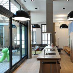 Loft à Bordeaux centre