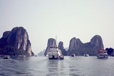 Ha Long Bay, Vietnam / photo by Josephine Mok