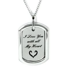 This Pendant Necklace Is A Great Gift Idea For Lover Wife Husband Anyone Whom You Love Lot