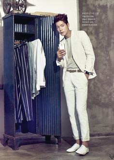 Hong Jong Hyun for High Cut Magazine |132  2014.08.26~09.11