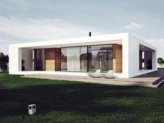 PATIO HOUSE ARCHITECT MAX VOYTENKO, ROMAN TERYOSHKIN AND YEVHEN KUCHER #PROJECT #ARCHITECTURE