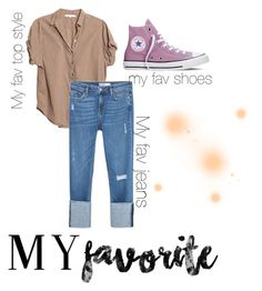 """""""My favorite styles"""" by cbjordan2012 ❤ liked on Polyvore featuring Xirena, Zara and Converse"""