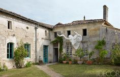 Reclaiming the Past: Mathilde Labrouche's 18th-Century Home