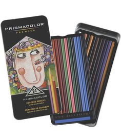 Prismacolor-24 Colored Pencil Set