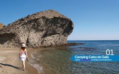 Camping Cabo de Gata  www.campingred.es pinned with Pinvolve - pinvolve.co