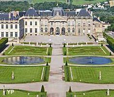 Château de Lunéville. Lorraine