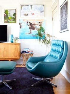 Every charm of blue details. #decor #interior #design #color #details #casadevalentina