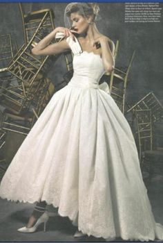 Carolina Herrera Bridal collection S/14