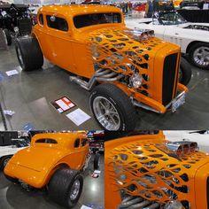 My father in laws car Bugatti, Lamborghini, Ferrari, Classic Hot Rod, Classic Cars, Cool Trucks, Cool Cars, Hot Rod Trucks, Hot Rods