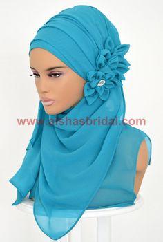 New Season Shawl Code: AS-0030  Muslim Women Hijab by HAZIRTURBAN