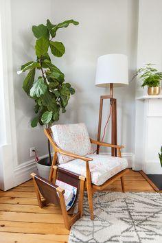 Inside Illustrator Charming Home