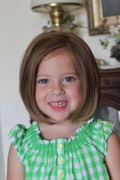 Tremendous Little Girl Bob Bobs And Little Girls On Pinterest Short Hairstyles Gunalazisus