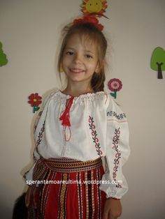 Romanian Girls, Popular, Costume, Blouse, Popular Pins, Costumes, Blouses, Fancy Dress, Woman Shirt