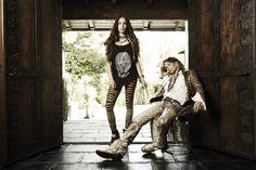 Steven Tyler <3  and daughter Chelsea