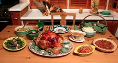 What Your Favorite Thanksgiving Food Says About You