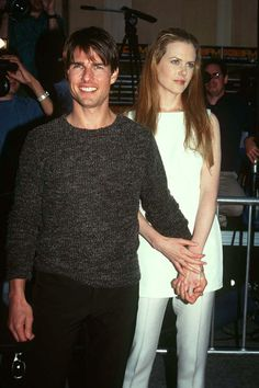 May 20, 1996    Tom Cruise and then-wife Nicole Kidman are photographed at the premiere of Mission Impossible in Sydney, Australia.