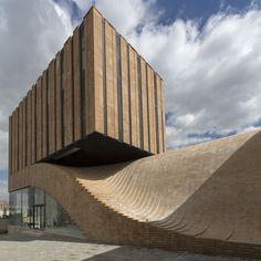 Gallery of Termeh Office Commercial Building / Farshad Mehdizadeh Architects + Ahmad Bathaei - 1