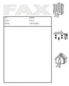 Free Printable Fax Cover Sheets  Free Printable Fax Cover Sheets