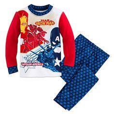 Marvel's Captain America: Civil War PJ PALS for Boys | Disney Store