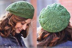 贝雷帽 - 编织幸福 - 编织幸福的博客