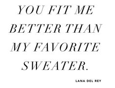 Blue Jeans | Lana Del Rey