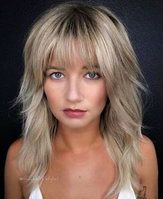 Pin on blunt hair Pin on blunt hair Long Face Hairstyles, Haircuts For Fine Hair, Haircuts With Bangs, Hairstyles 2018, Fringe Hairstyles, Everyday Hairstyles, Formal Hairstyles, Black Hairstyles, Natural Hairstyles