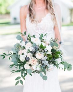This bridal bouquet is absolutely beautiful!...