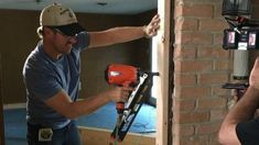 skip gaines - Google Search Smoke House Diy, Build A Smoker, Chip Gaines, Hgtv, Fixer Upper, Chips, Dyi, Singers, Diy Projects