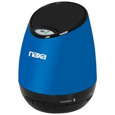 Naxa Bluetooth Speaker (blue) - MNM Gifts