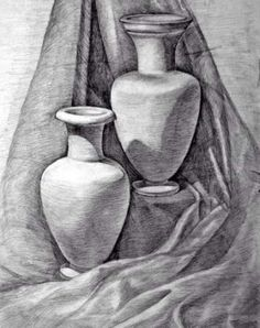 Object drawing, charcoal art, still life pencil shading, still life dra Still Life Sketch, Still Life Drawing, Academic Drawing, Drawing Studies, Pencil Art Drawings, Drawing Sketches, Drawing Ideas, Pencil Sketching, Still Life Pencil Shading