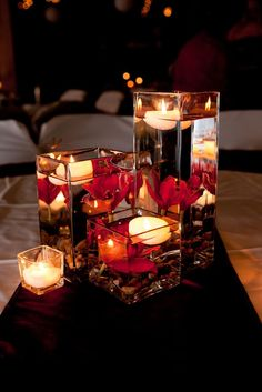 Top 40 Most Pinteresting Christmas Candle Decoration Ideas Christmas Celebrations