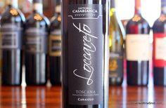 The Reverse Wine Snob: Fattoria Casabianca Loccareto Canaiolo 2011 - A Rare Treat. The grape some say saved Chianti. 100% Canaiolo from Tuscany. http://www.reversewinesnob.com/2015/03/fattoria-casabianca-loccareto-canaiolo.html