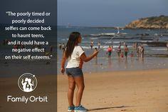 addiction of selfie in teens